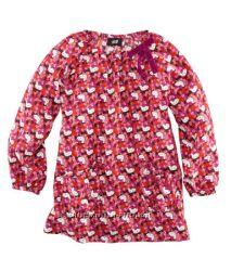 лонгсливы, гольфы, туники, блузы для девочек H&M рост 86-140