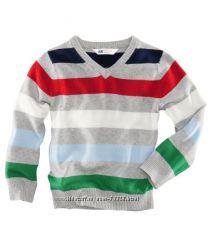 Свитера , кофты, пуловеры для мальчиков H&M рост 86-128