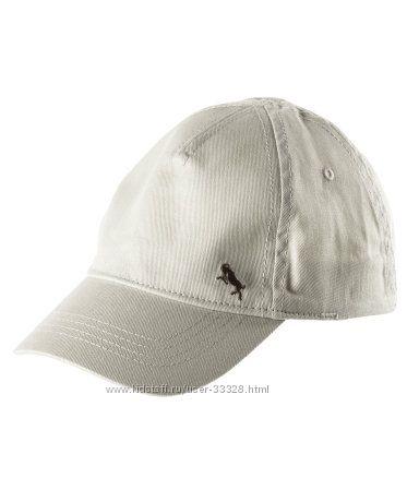Кепки, шапки для мальчиков-подростков H&M объем 54-57 см