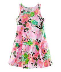Платья для девочек H&M рост 86-128