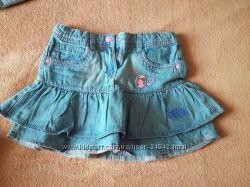 Брендовая одежда для девочки от НМ, Тополино, Дисней и тп