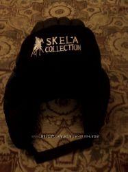 Теплая непромокаемая зимняя шапка Skela