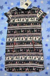 Платье от LC Waikiki 7 - 8 лет, р. 128 Котики, нарядное