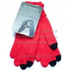 Перчатки и варежки Kivat & LENNE осень, демисезон,  хлопковые и флисовые.