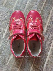 Кожаные мокасины-кроссовки B&G 34