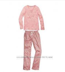 На подарок Домашний костюм , пижама штаны флис р-ры 36-42