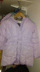 Акция Теплое пальто на зиму Crazy 8 девочка