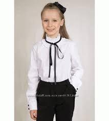 Блузки Альберо  белые