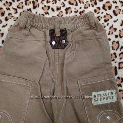 Вельветовые брюки Зеплин