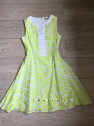 Шикарное лёгкое платье Versace jeans р. XS-S оригинал