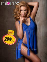 Элегантные ночные рубашки, комплекты от ТМ MIORRE