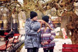 Слингокуртки Love&Carry, Мать-Ехидна, Катинка, МаМасик, Малышастик