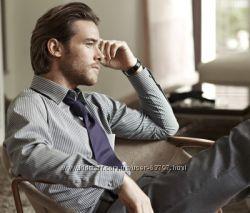 Шелковый галстук с Teflon  защиты пятен от тсм Tchibo Германия