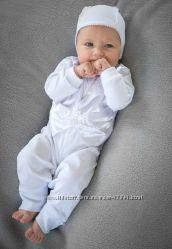 Комплект крестильный для мальчика 62,68см