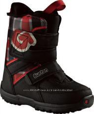 Ботинки Burton для сноубординга , р-р 2