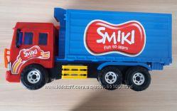 Большие Машины грузовик и Самосвал Smiki