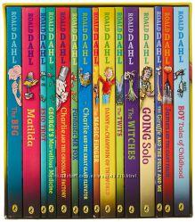 Roald Dahl Collection - Книги Роальд Дал