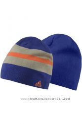 Двухстороння шапка Adidas. Оригінал