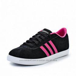 Замшеві кросівки Adidas. Оригінал 36-36. 5
