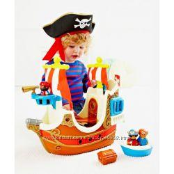Пиратский кораблик ELC