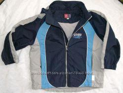 курточка - ветровка  на осень Lindex на рост 110 см