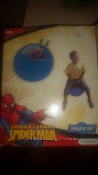 Мяч с рожками попрыгун Marvel