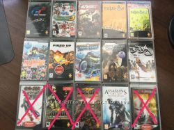 PSP SONY 3004 плюс12 игр