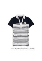 Футболка-поло Tommy Hilfiger Women&acutes Stripe Polo оригинал