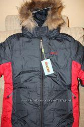 Акция куртка для мальчика зимняя Kiko Кико Донило Donilo рост 140 -164