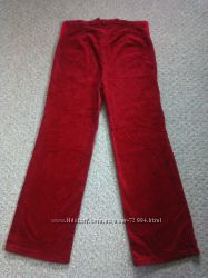 Вельветовые штаны для беременных 46р.