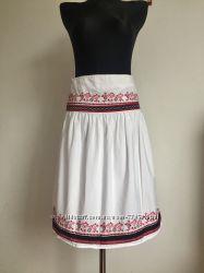 Нарядная юбка с вышивкой George размер 146-152