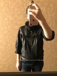 Куртка кожа , как новая