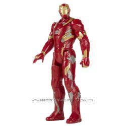 Марвел - Железный Человек от Hasbro. Iron Man