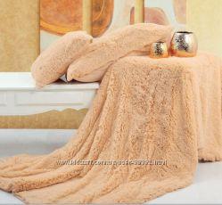 Шикарные меховые покрывала Home Textile- в ассортименте