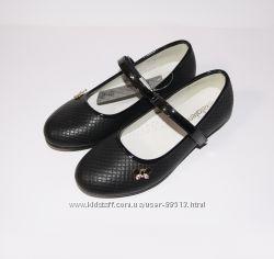 Туфли школьные TM Kellaifeng р. 32-37 в наличии плюс гольфыноски в подарок