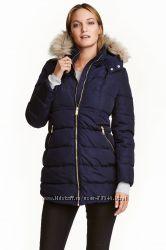 Утепленная куртка HM для беременных