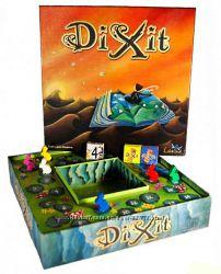 Dixit Диксит- невероятная игра. Хит продаж. Оригинал
