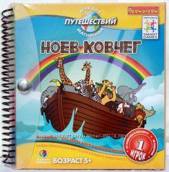 Магнитная игра Ноев Ковчег от Smart Games на логику