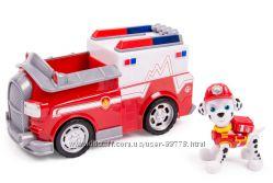 Спасательный автомобиль с фигуркой Маршала