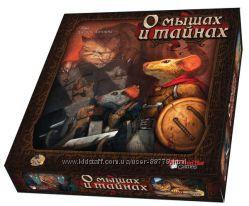 Настольная игра О мышах и тайнах, Mice and Mystics