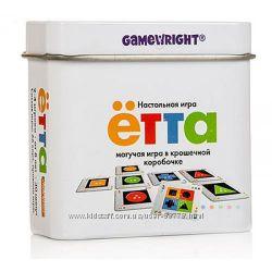 Ётта - могучая логическая игра в маленькой коробочке
