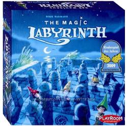 Магический Лабиринт, The Magic Labyrinth - игра на внимательность