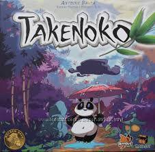 Takenoko Такеноко- семейная игра, хит. Акционная цена