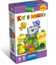 Настольная игра Granna Кот в мешке 81817