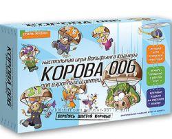 Настольная игра Корова 0066 nimmt в картонной коробке. Оригинал