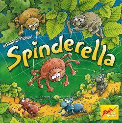 Настольная игра Спиндерелла - игра года, лучшая для детей в Украине