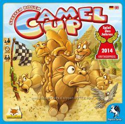 Настольная игра Camel Up, По верблюдам- немецкий оригинал от Pegasus Spiele