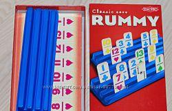 Румми дорожная версия настольная игра Rummy compact