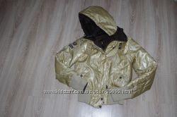 Деми куртка двусторонняя