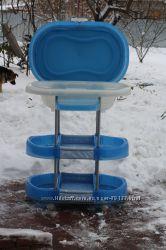 Brevi acqua пеленальный стол с ванночкой